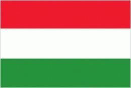 vlag bij cursus hongaars