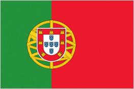 vlag bij cursus portugees