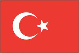 vlag bij cursus turks